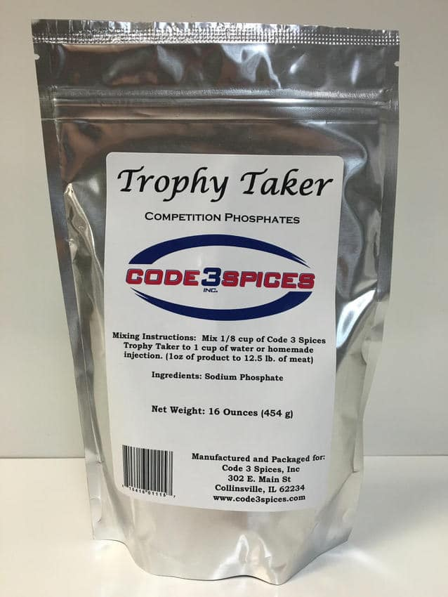 Trophy Taker Competition Phosphates