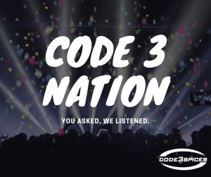 Code 3 Nation
