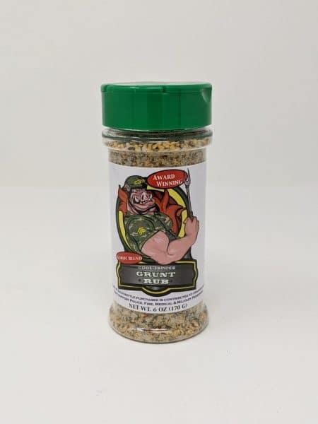 Code 3 Spices - Grunt Rub - 6oz